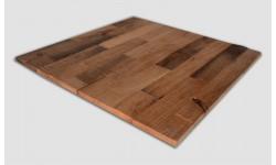 Rustic placemat antique oak handmade place mat unique - Set of 4-Unique product