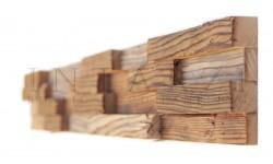 Intarzi Antik Fenyő Patina falpanel 1m²