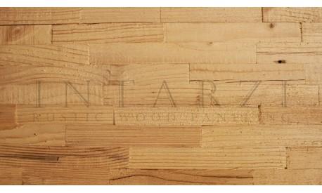 Intarzi Antique Pine 2D Wall Panel 1m²