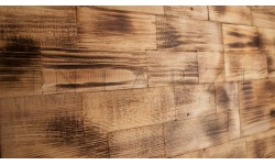 Intarzi Antique Pine 2D Wall Panel 1m²