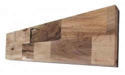 Intarzi Orech 2D stenový panel 1m²