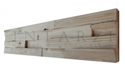 Intarzia Antique Pine 3D Wall Panel 1m²