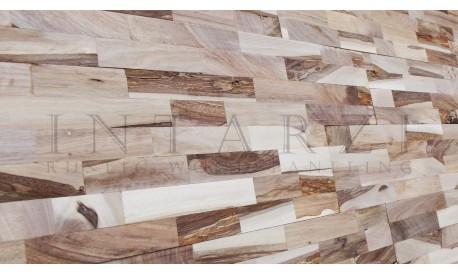 Intarzi Walnut 2D Wall Panel 1m²
