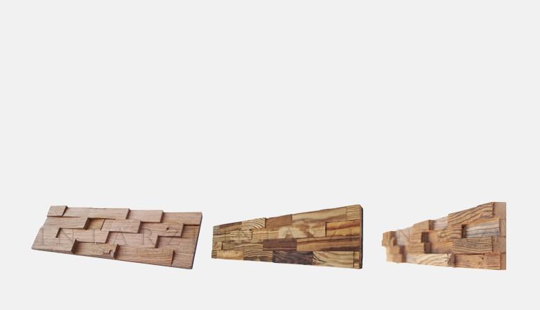 Rustikálne drevené obklady a exkluzívny drevený nábytok na mieru